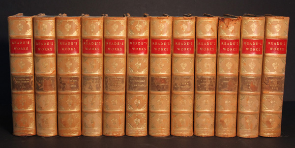 The complete works of Charles Reade. Charles READE.