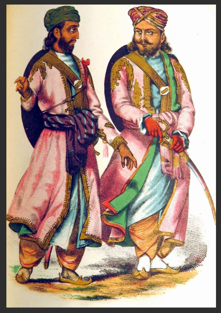 A year on the Punjab frontier, in 1848-49. Major Herbert B. EDWARDES.