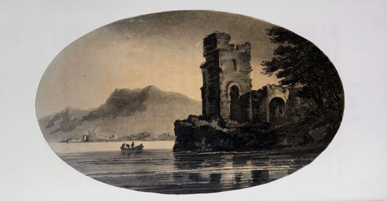 Observations, relative chiefly to picturesque beauty, made in the year 1772, on several parts of England; particularly the mountains, and lakes of Cumberland, and Westmoreland. William M. A. GILPIN.