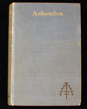 Ashenden or the British agent. Somerset MAUGHAM, illiam