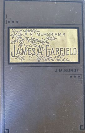 Life of James Abram Garfield.