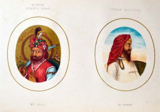 A year on the Punjab frontier, in 1848-49.