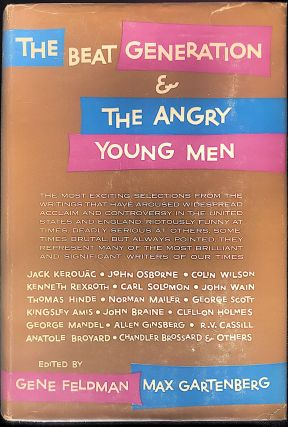 The beat generation & the angry young men